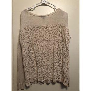 American Eagle Women's Light Sweater
